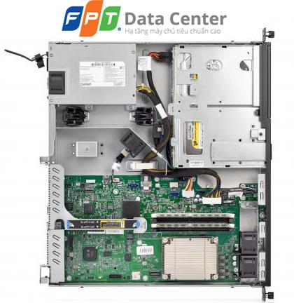 Đánh giá Máy chủ HP Proliant DL20 Gen9